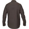 Fjällräven Övik overhemd en blouse lange mouwen Heren bruin/olijf